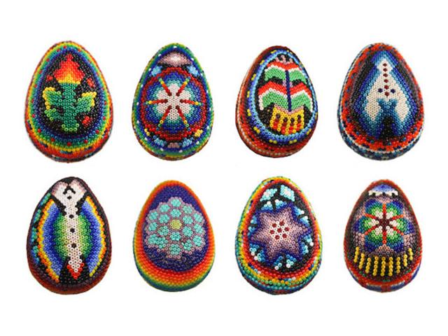 Multi Huichol Eggs
