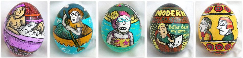 Roz Chast Eggs