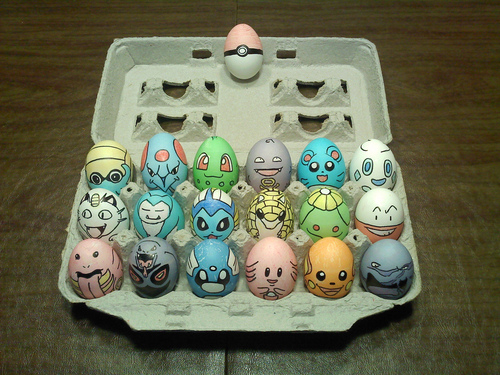 Pokemon Eggs